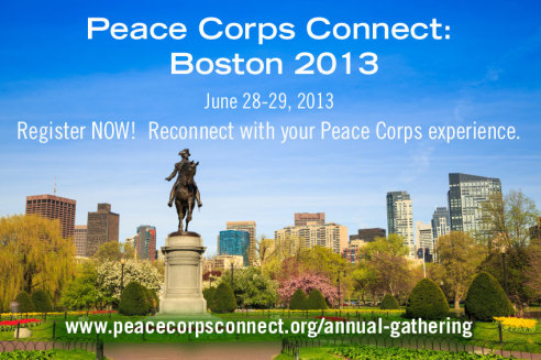 Peace Corps Connect in Boston